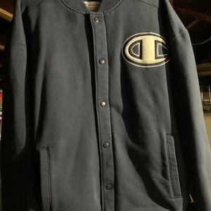 Champion varsity coat